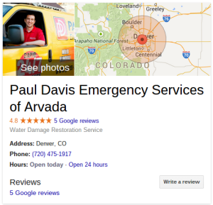 paul davis energency service arvada   Google Search